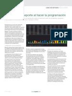 Maptek Evolution Casestudy Integrated Haulage Spanish