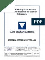 Auditorias Interna