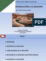 Ingenieria Geologica II