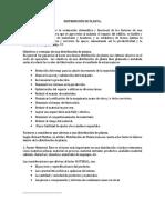 Distribución de Planta (Examen)