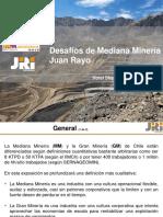 05.- Desafios de Mediana Mineria