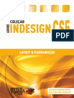 Amostra ID CS5 Layout e Diagramacao