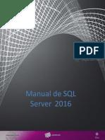 Manual de SQL Server 2016