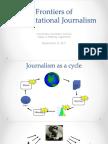 Computational Journalism 2017 Week 2
