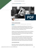 Como escrever bem _ André Forastieri _ LinkedIn