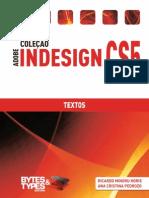 Amostra ID CS5 Textos