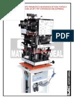 Mc25-500mn Est Pn Multilinhas 25 Pj Com Max 45º e 90º e Integrada Mn (Suprema)