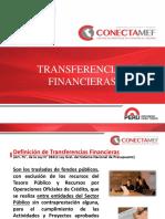 Transferencias Financieras Trabaja Perú