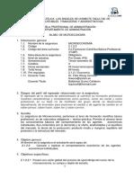 Silabo de Microeconomía ULADECH (ADM)