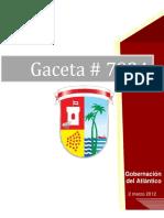 Gaceta 7934
