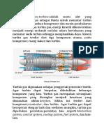 PV Dan TS Diagram Turbin Gas