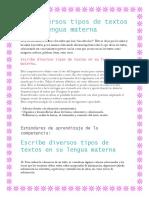 Analisis Del Curriculo Nacional