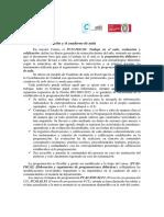 Cuaderno de Aula y Programación