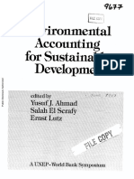 Environmental Accounting for Sustainable Development_El Serafy_et Al