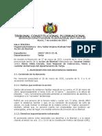 Jurisprudencia boliviana
