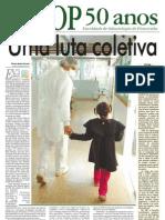 Mau Halito na revista FOP(Faculdade de Odontologia de Piracicaba)