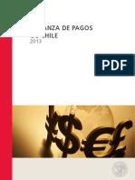 Banco Central - Anuario Balanza de Pagos de Chile 2013