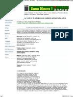 Analisis y Control de Vibraciones Mediante Aislamiento Activo - RevistaCiencias