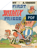 The First Asterix Frieze