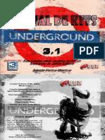 3D&T Manual de Kits Underground 2 1