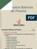 Pressure Basics and Concepts Esp