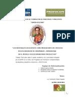 Sistematizacion Material Educativo