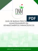 Guía de Buenas Prácticas de Almacenamiento para Farmacias V012016 Ed.01.pdf