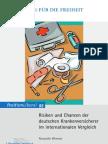 Risiken und Chancen der deutschen Krankenversicherer im internationalen Vergleich