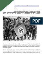 Las Brutales Prácticas de Los Paracaidistas Que Arrebataron Normandía a Los Alemanes El Día D