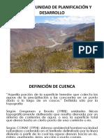 Gestion Microcuenca La Peca