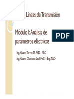 Curso Líneas de Transmisión en 500 Kv Extra_Modulo_I