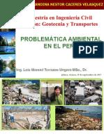 2.1 Problematica Ambiental Del Peru