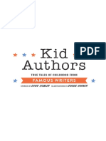 KID AUTHORS Excerpt