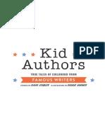 KID AUTHORS Excerpt