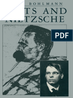 Otto Bohlmann auth. Yeats and Nietzsche An Exploration of Major Nietzschean Echoes in the Writings of William Butler Yeats.pdf