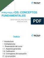 Tcsesion 01 Teo - Gest.proy. de Innova. (Conceptos Fundamentales) - V2 (1)
