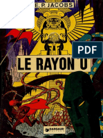 - Blake and Mortimer - Le Rayon U