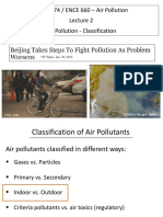Lecture 2 AirPollution Environmental Engineering