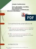 Antibióticoterapia