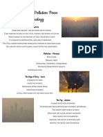 hong kong pollution poem - laetitia florance lucia and jessica
