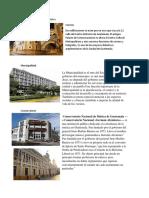 Edificios Publicos de Guatemla A