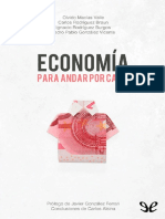 Economia Para Andar Por Casa - AA. VV