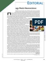 EDITORIAL Pedagogy Meets Neuroscience