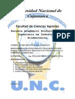Monografia de Monosacaridos y Disacaridos