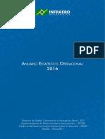 anuario 2016 infraero