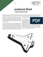 [Paper Model] Space Shuttle Glider