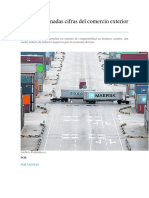 Las Empantanadas Cifras Del Comercio Exterior Colombiano