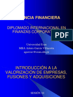 Esan - DIIFC - Gerencia Financiera - Ses. 10