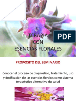 Presentacion Seminario Esencias Florales 1