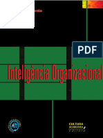 Inteligencia Organizacional eBook